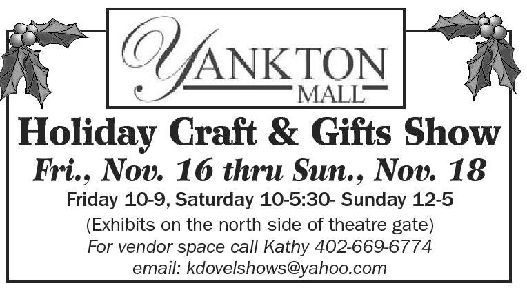 Permalink to Yankton Craft Show