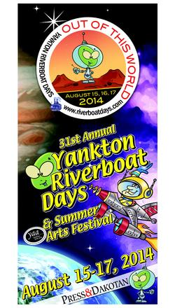Riverboat Days 2014